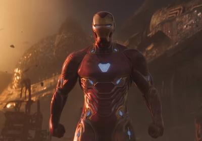 Iron Man dans «Avengers: Infinity War»