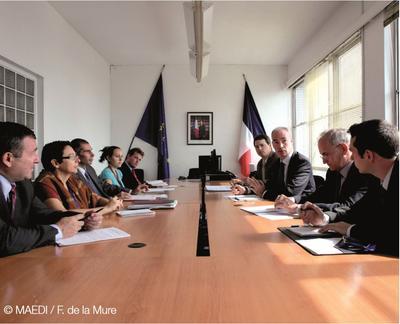 Le programme Hors-les-Murs a concerné, en 2016/2017, 77 établissements au cours de 87 interventions.