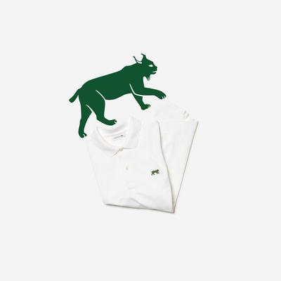 Polo Lacoste x Save Our Species