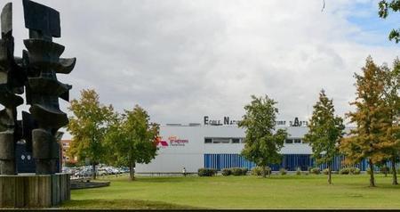 Le bachelor est proposé à Bordeaux (ici le campus de Talence) mais aussi à Chalons, Angers et Lille.