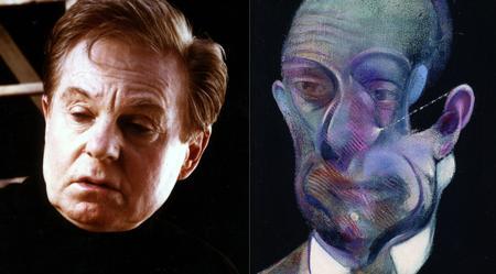 Michel Leiris était l'un des proches amis de Francis Bacon, qui l'a peint à plusieurs reprises. Comme ici dans «Study for Portrait (Michel Leiris)», datant de 1978.