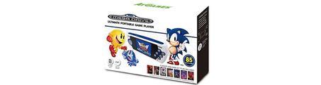Console portable Sega Megadrive AT Games