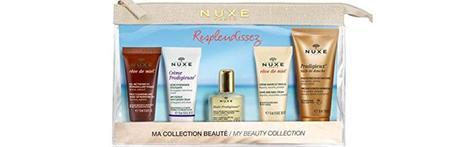 Coffret soin pour la peau Nuxe «Ma Collection Beauté»