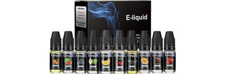 E-liquide Wotek 10 x 10 ml