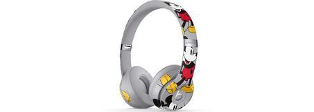 Casque Beats Solo3 édition 90e anniversaire de Mickey