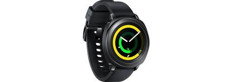 Montre connectée Samsung Gear Sport