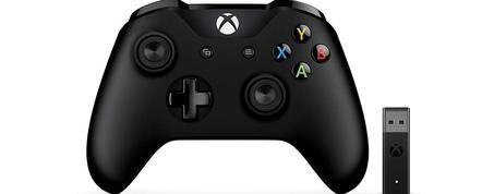 Manette PC sans fil Microsoft Xbox