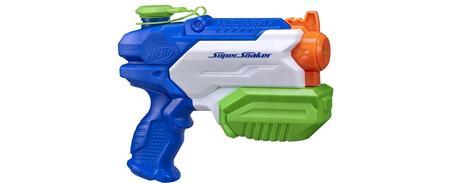 Pistolet à eau Nerf Super Soaker