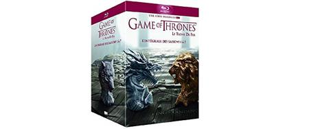 Série en Blue-ray Game of Thrones
