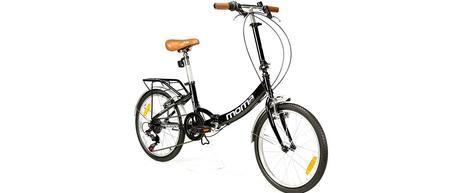 Vélo de ville Moma Bikes Shimano 6V