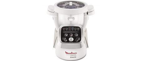 Robot multifonction Moulinex Cuisine Companion HF802AA1