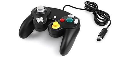 Manette GameCube Qumox GamePad