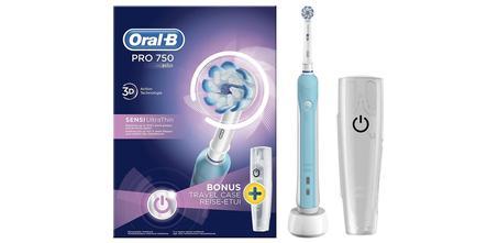 Brosse à dent électrique Oral-B Pro 750 Sensi Ultrathin