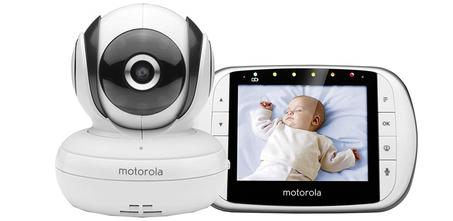 Babyphone Motorola MBP 36S/SC