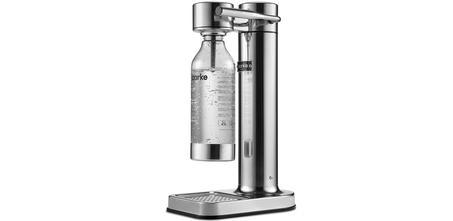 Machine à soda et eau gazeuse Aarke Carbonator II