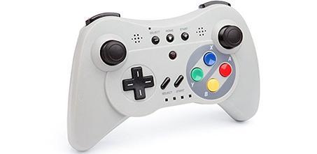 Manette WiiU Qumox Gamepad