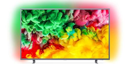 TV 4K Philips 6700 Séries