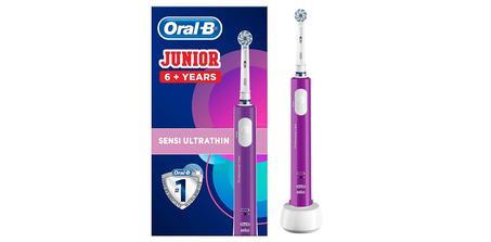 Brosse à dent électrique Oral-B Junior