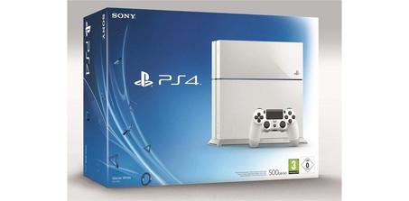 PS4 clim 500go