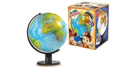 Globe terrestre Buki 7343