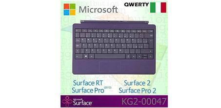Clavier surface Microsoft Surface RT/Pro
