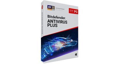 Antivirus Bitdefender Antivirus Plus 2019