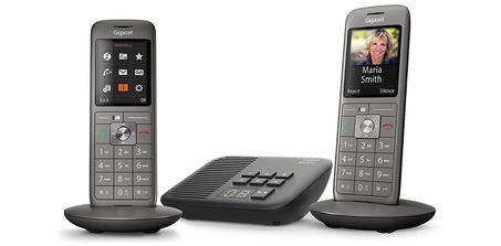 Téléphone fixe Gigaset CL660A Duo