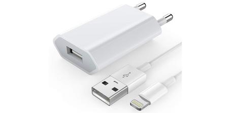 Chargeur iPhone Luvfun