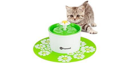Fontaine à eau pour chat et chien Hommii HP-88