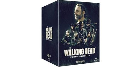 Série en Blue-ray Walking Dead