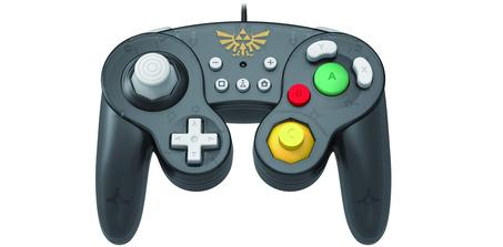 Manette GameCube HORI Battle Pad Zelda
