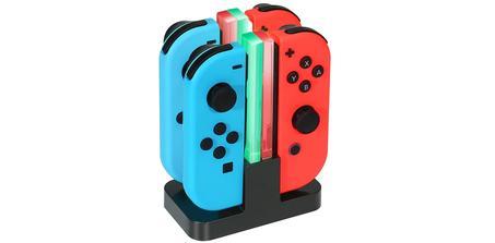 Accessoire Kingtop 4 en 1 Nintendo Switch