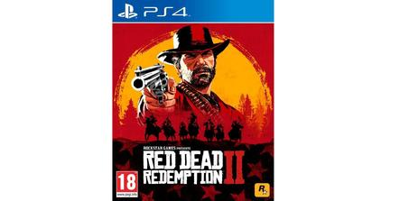 Jeu PS4 Red Dead Redemption 2