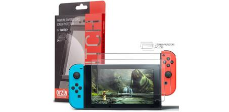 Accessoire Orzly Nintendo Switch