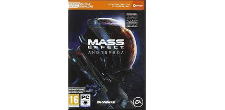Jeu PC Mass Effect Andromeda