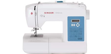 Machine à coudre électronique Singer Brilliance 6160