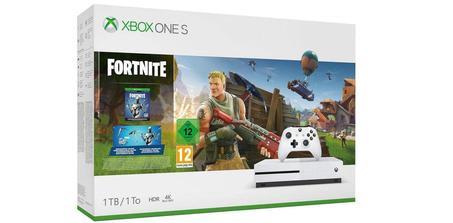 Pack Xbox One + Fortnite