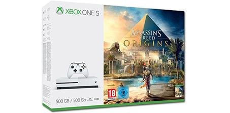 Pack Xbox One S + Assassin's Creed Origins