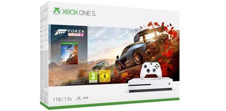 Pack Xbox One + Forza Horizon 4