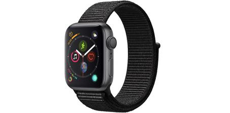 Apple Watch Series 4 avec GPS