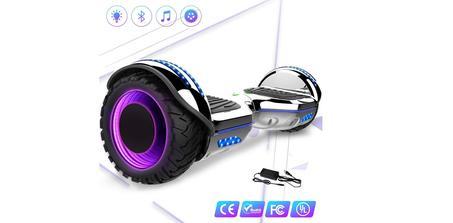 Hoverboard tout-terrain Mega Motion Self Balance E-Star