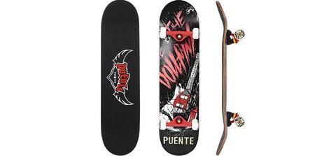 Skateboard Nacatin 95A80 PU