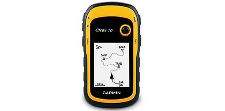 GPS de randonnée Garmin eTrex 10