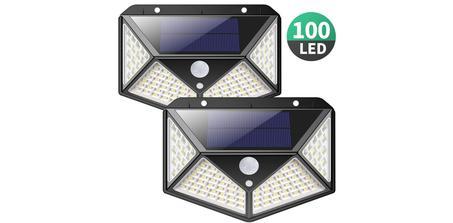 Lampe solaire d'extérieur iPosible