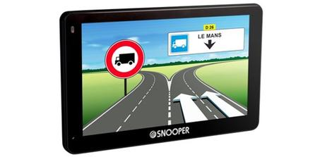 GPS poids lourd Snooper PL 2200 Truckmate