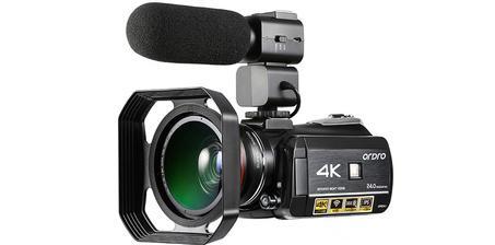 Caméscope 4K Ordro 4K