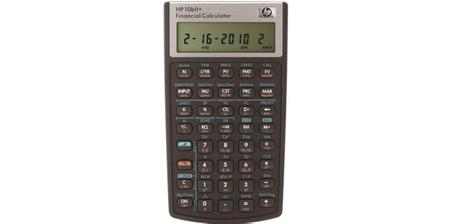 Calculatrice HP HP10bll+
