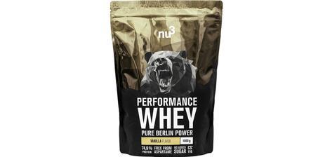 Protéine Whey de nu3
