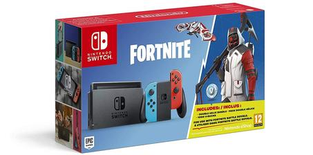 Pack Nintendo Switch + Fortnite
