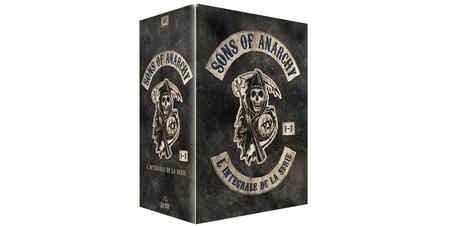 Série Sons of Anarchy en DVD